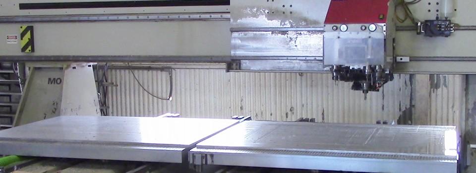 large capacity cnc milling
